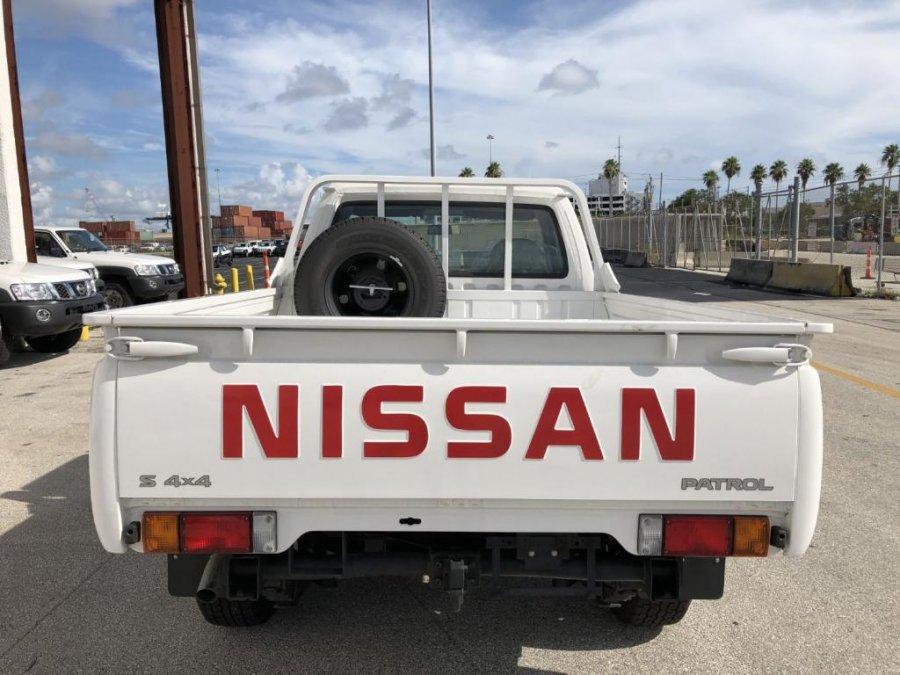 Nissan Patrol Y61 - Single Cab Brand new ref:2282 |