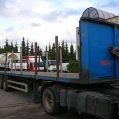 Import / export RENDERS 3 essieux